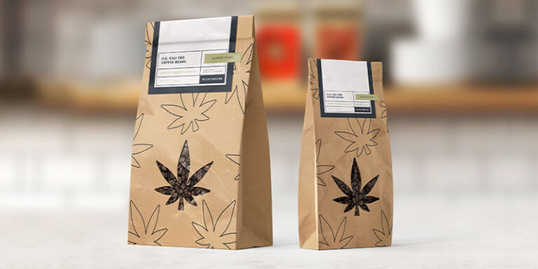 Cannabis Bags for Weed Packaging